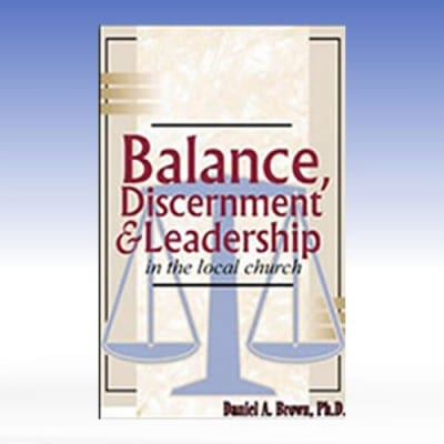 Balance Discernment leadership