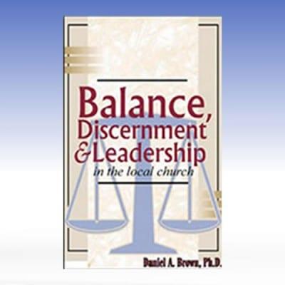 Balance Discernment leadership