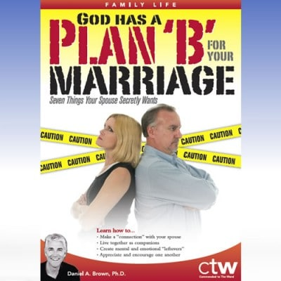 God Has A Plan For Your'B' Marriage
