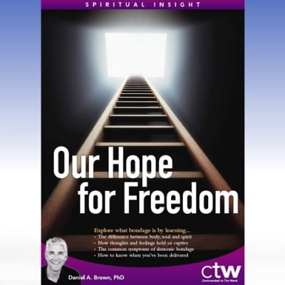 Our Hope for Freedom MP3 and Video Series
