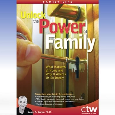 Unlock the Power of Family MP3 and Video Series