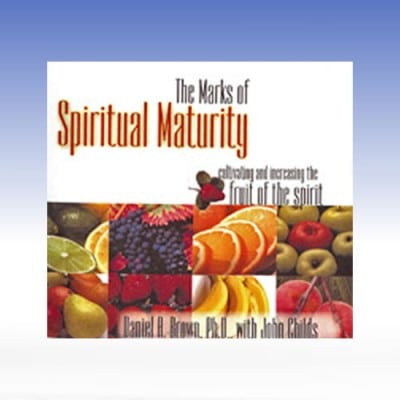 mark of spiritual maturity