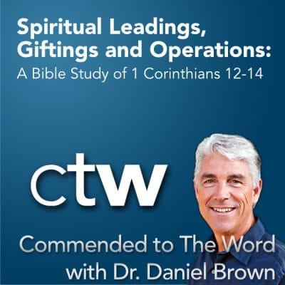 Spiritual Leadings Giftings and Operations