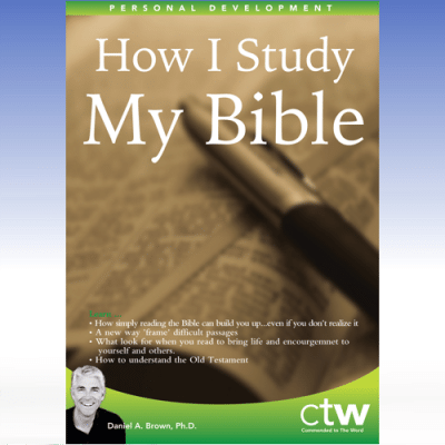 How I Study My Bible-WooStore